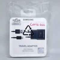 Charger Casan Samsung S8 S8+ Original 100% Type C