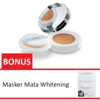 Lanore Whitening Antiaging DD Cushion SPF 36 PA+++ Fair BONUS masker