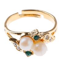 1901 Jewelry Cincin Mutiara 121