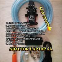 Harga alat cuci motor mobil ac kendaraan pompa air steam mini | Hargalu.com