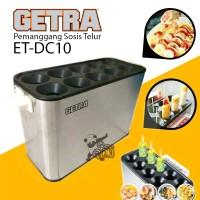 Pemanggang Sosis Telur / kompor sostel 10 Saklar