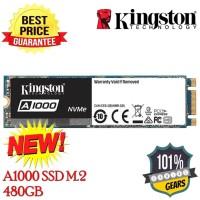 SSDNOW KINGSTON M.2 480GB 2280 NVME SA1000M8-480G SSD Murah