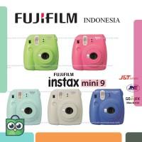 Fujifilm Kamera Instax Mini 9 Camera Instax Paket Standard