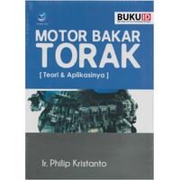 Buku Motor Bakar Torak, Teori dan Aplikasinya