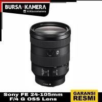 SONY LENSA FE 24-105mm F/4 G OSS Lens