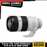 SONY LENSA FE 100-400mm F/4.5-5.6 GM OSS