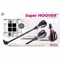 VACUUM CLEANER BOLDe Super HOOVER Cyclone turbo power Black Series