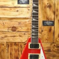 Harga gitar jackson flying v red blood artist series | Hargalu.com