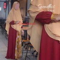 SHAFEEYA - GAMIS GENDIS RUBY