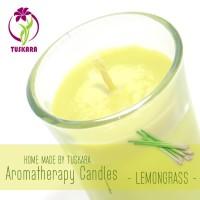 Lilin Aromaterapi Tuskara - Lemongrass