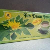 Herbal Teh Celup Daun Insulin