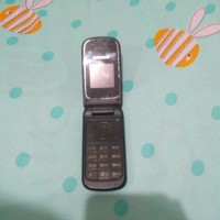 Samsung GT-E1195 lipat single simcard hitam / HP second