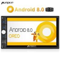 Pumpkin 2Din 7'' Android 8.0 Car Head Unit 4GB Fast Boot 32GB Wifi