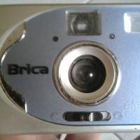 kamera digital brica blue