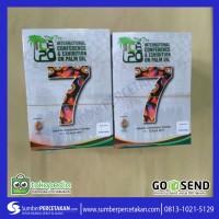 Paket Cetak Brosur Murah Ukuran A5 (Ukuran : 21 x 15 cm) Cetak 1 Sisi