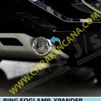 RING FOGLAMP CHROME XPANDER