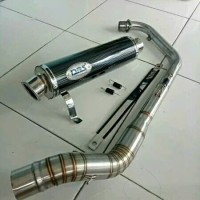 knalpot dbs carbon yamaha jupiter mx old fullsystem high quality