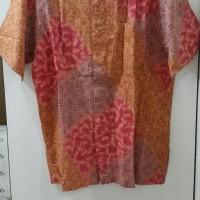 Kemeja Batik Pria ALLEIRA 100% Original