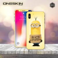 Garskin handphone-Skin hp-Garskin Meizu Mito Leagoo Nokia-Minnion