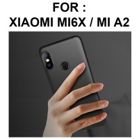Case Xiaomi Mi 6X Mi6X Mi A2 MiA2 softcase casing hp cover SOFT MATTE