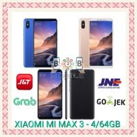 XIAOMI MI MAX 3 - 4/64 GB - RAM 4GB - INTERNAL 64GB - MIMAX 3