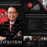 Buku Life Revolution TUNG DESEM WARINGIN TDW Motivasi Bisnis marketing