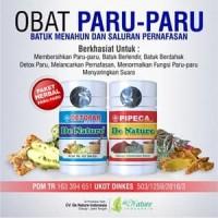 Obat Detoxpar Pembersih Paru-Paru Herbal Asli De Nature