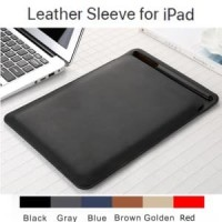 Apple Leather Sleeve Case Cover Pouch with Pencil Slot iPad 9.7
