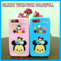 Silicon Tsum-Tsum Colourfull For SAMSUNG J2 PRIME / J4 2018 / J6 2018