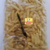 Kentang Crinkle cut from Belgium TOP GRADE - 2,5 kg