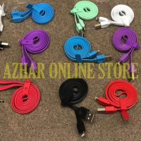 Kabel Data 2A Buat HP OPPO A3 OPO Cable Sync Cabel Gepeng Fast Carger
