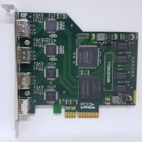 Magewell XI400DE-HDMI PCI Express Quad HD Hdmi Video Capture Card