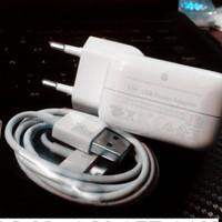 (AWET) GARANSI PAKET HEMAT CHARGER IPAD 2/3 12 WATT USB 30 PIN IPHONE