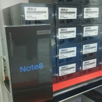 SAMSUNG GALAXY NOTE 8 6 GB - 64 GB GARANSI INTERNASIONAL 1 THN
