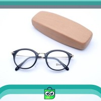 Kacamata Paket Minus, Plus, Antiradiasi Korea 8937 Dewasa Bulat