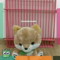 Kandang pagar anjing satuan / kandang pagar hewan murah kelinci kura2