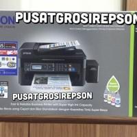 PRINTER EPSON L565 (A4, color MFP, PSC + FAX + LAN + WiFi)