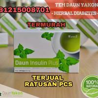 Teh Daun Insulin - Yakon