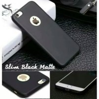 Case Slim Black Mate Nokia A5 2017 Softcase Slim Blackmate Dove
