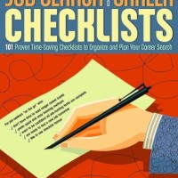 Job Search and Career Checklists: 101 Proven Time- Arlene S. Hirsch