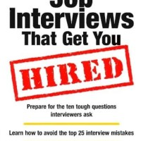Job Interviews That Get You Hired - LearningExpress Editors - Learnin