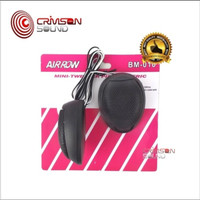 original car audio TWEETER MOBIL AIRROW BM 010 speaker sound system