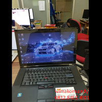 Obral Murah Laptop GAMING Lenovo ThinkPad W510 Core I7 4gb 500 VGA 1GB