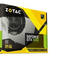 VGA Card ZOTAC GeForce GTX 1050 2GB DDR5 Single Fan