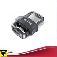 NEW RECOMMENDED FLASHDISK SANDISK OTG 64 GB USB 3.0 Berkualitas