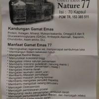 Harga Ekstrak Gamat Emas Gamat Travelbon.com