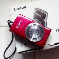 Kamera canon Ixus 160 nego