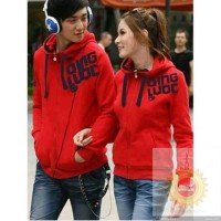 Ashaka jaket couple / jacket couple / jaket pasangan murah king qing m
