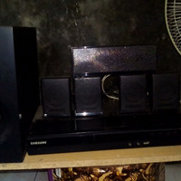 Home theater samsung HT-E350k