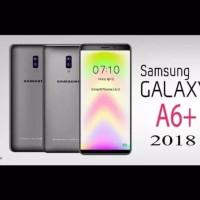Samsung HP Smartphone Galaxy A6 Plus | A6+ Garansi Resmi SEIN New